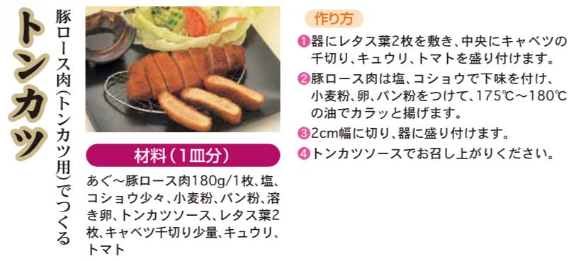 豚ロース肉(とんかつ用)でつくるトンカツ